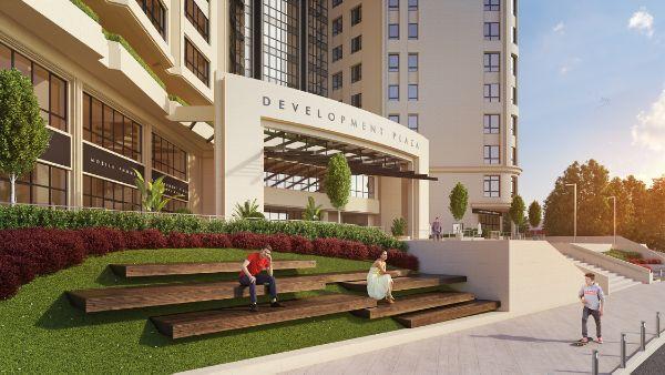 ЖК «Development-Plaza (Девелопмент-Плаза)»