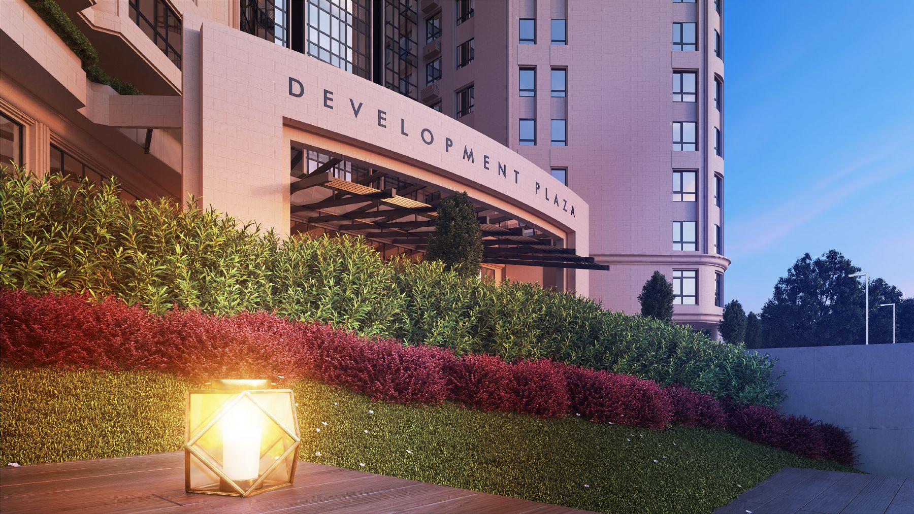 купить квартиру в ЖК Development-Plaza (Девелопмент-Плаза)