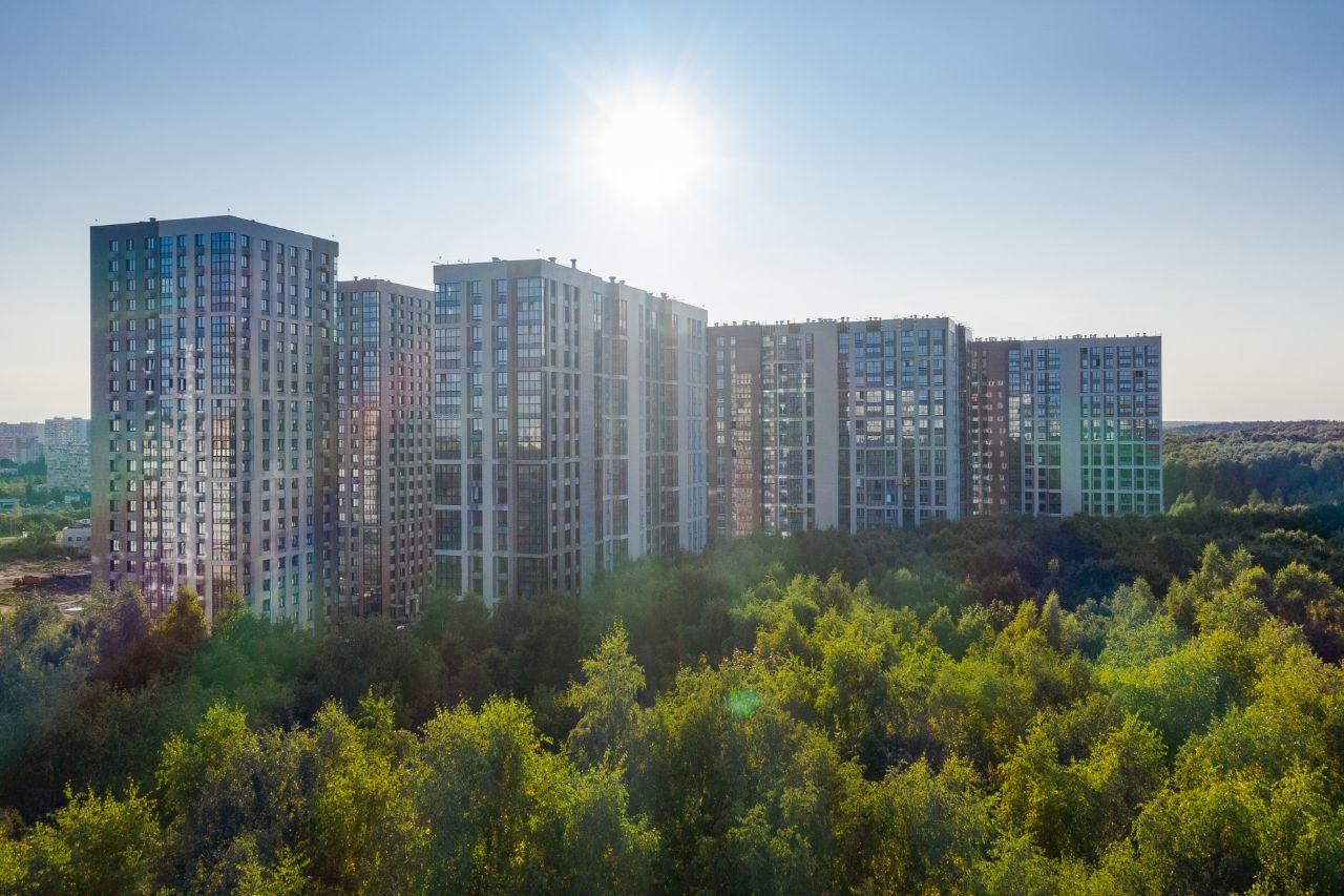 купить квартиру в ЖК Лесопарковый