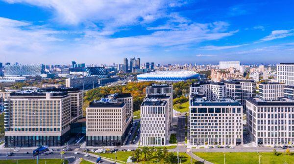 1-я Фотография ЖК «ВТБ Арена парк»