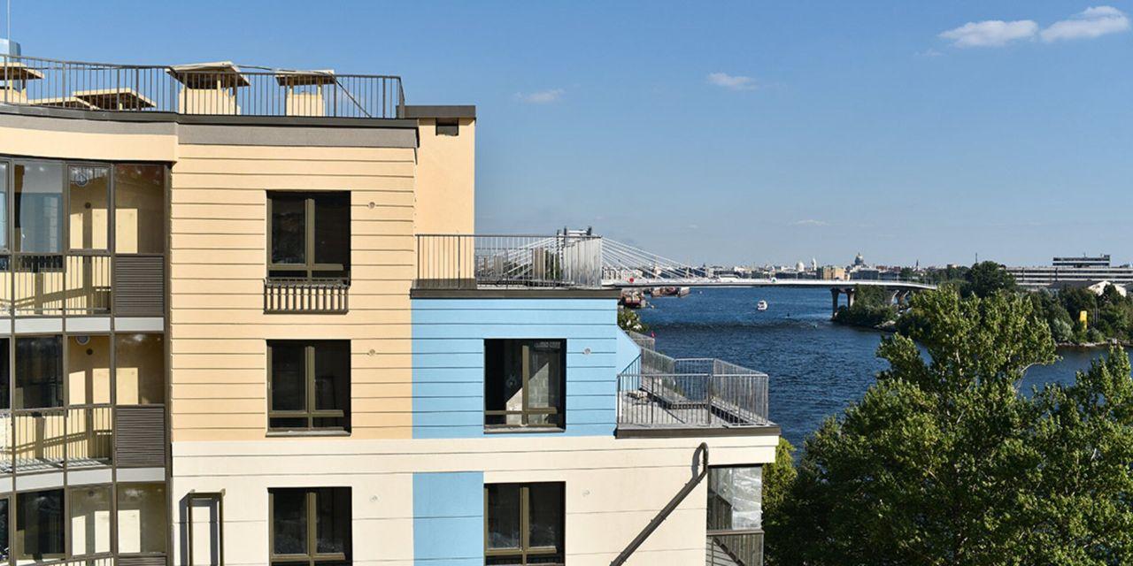 жилой комплекс Петровская ривьера