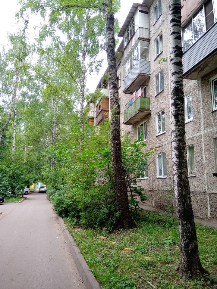 Купить двухкомнатную квартиру 45.9м² Московская область, Пушкино, мкр. Серебрянка, 3 - база ЦИАН, объявление 260055345