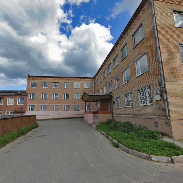 Отдельно стоящее здание на ул. Веретенникова, 13А