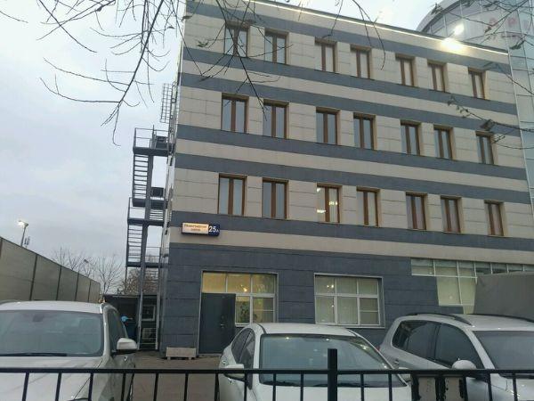 Отдельно стоящее здание на Ленинградском шоссе, 25а