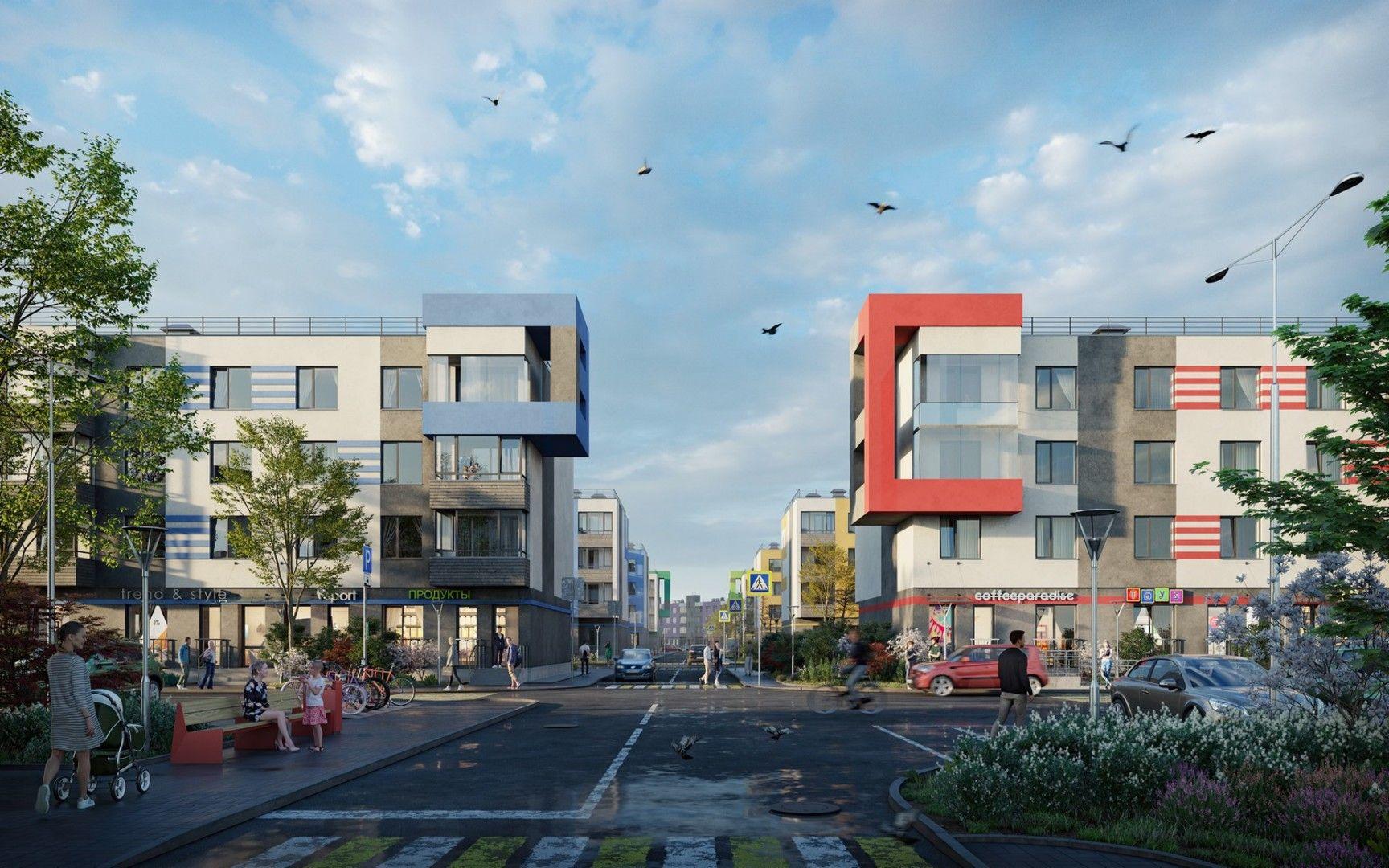 Преимущества покупки квартиры в ЖК Верево-сити