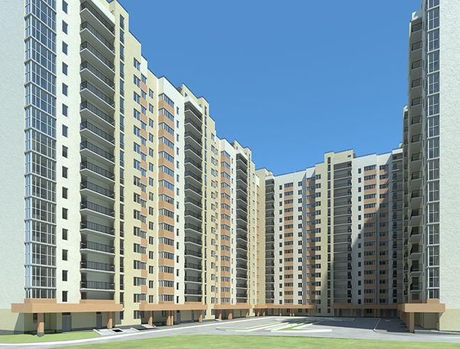 жилой комплекс Посейдон