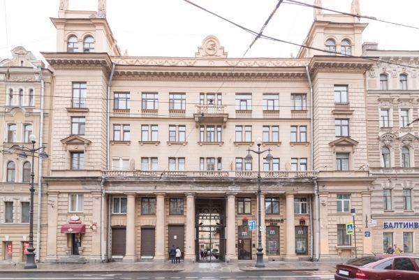 Бизнес-центр на Невском проспекте, 107