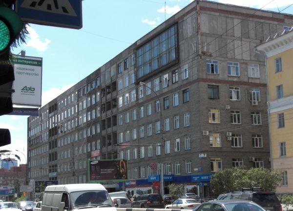 Офисное здание на проспекте Димитрова, 7