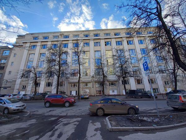 Бизнес-центр Семёновский на Ибрагимова