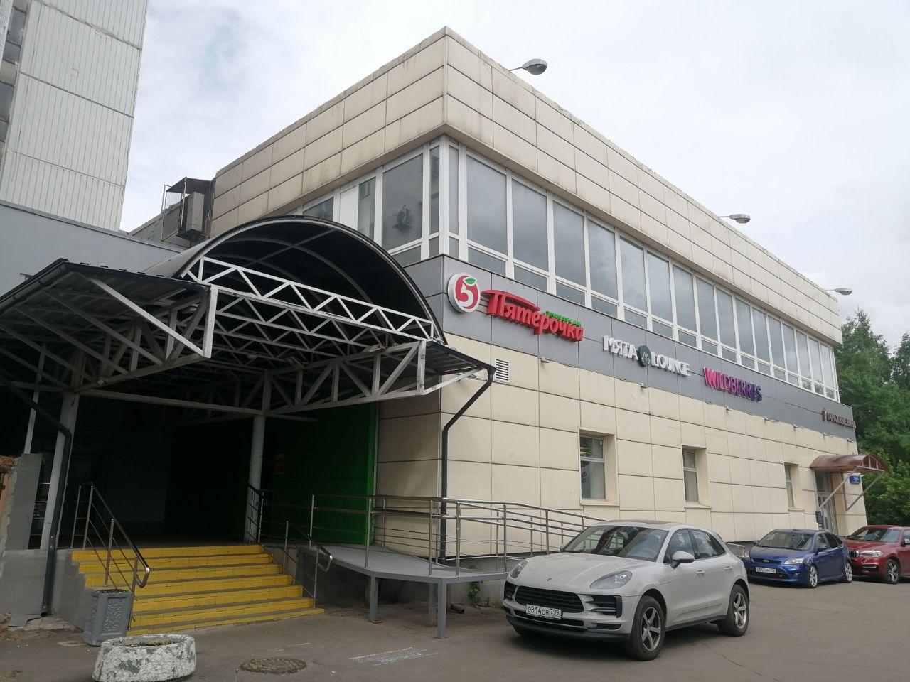 аренда помещений в БЦ на ул. Аргуновская, 2к2