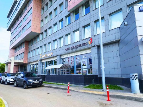 Бизнес-центр Марьина Роща