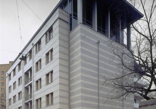 3-я Фотография ЖК «Дом в Зубовском проезде»