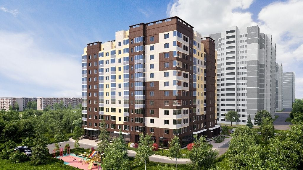 жилой комплекс Октябрьский 2016