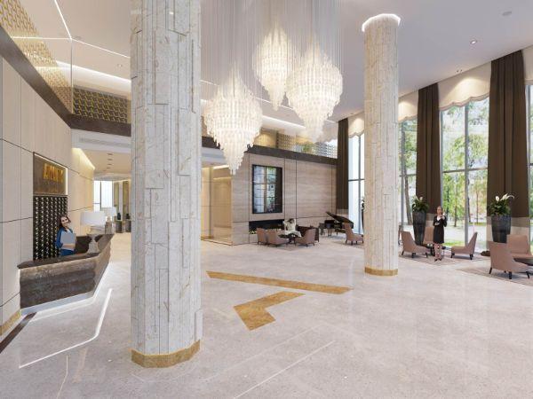 3-я Фотография ЖК «Atlantic Apartments (Атлантик Апартаментс)»