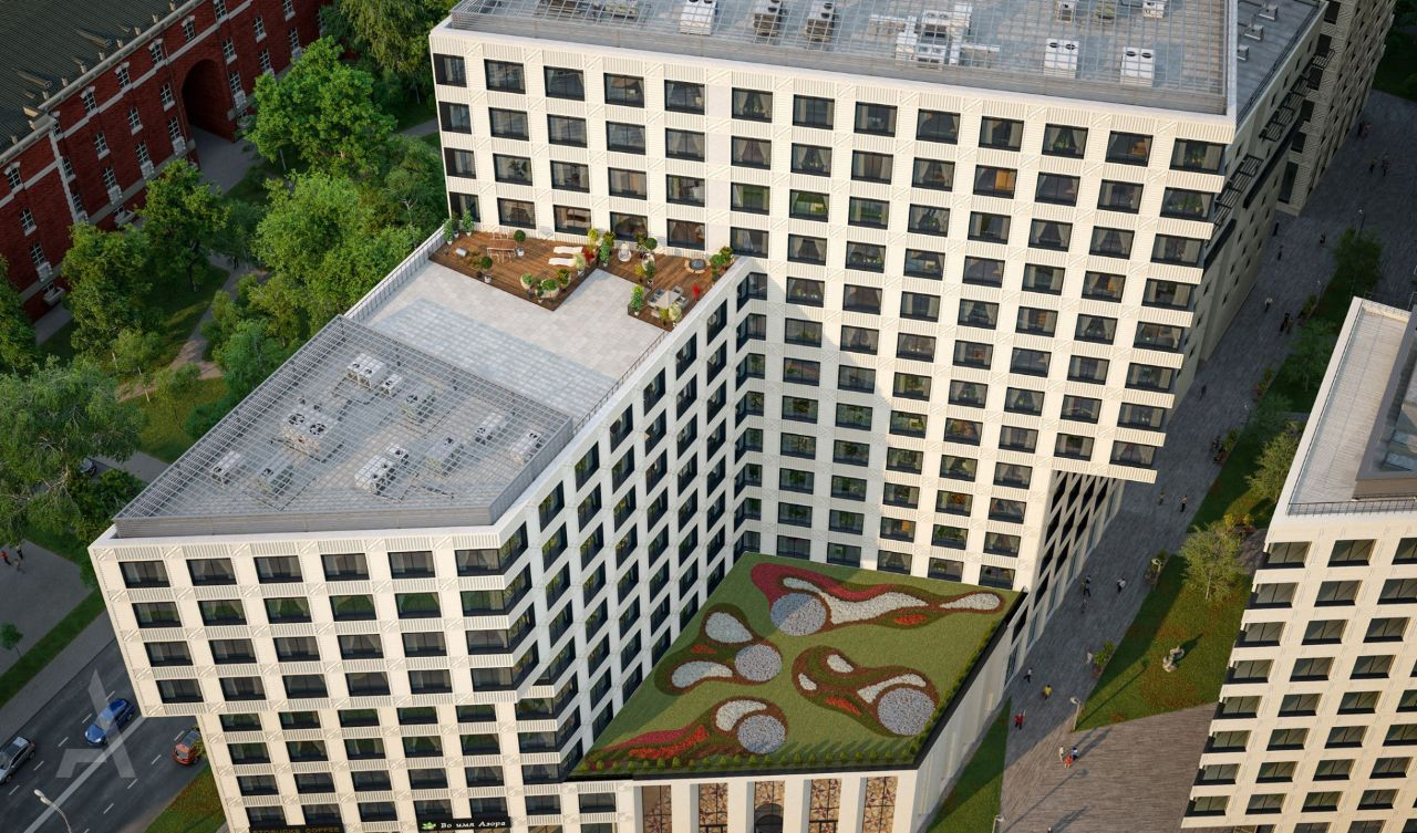 ЖК Atlantic Apartments (Атлантик Апартаментс)