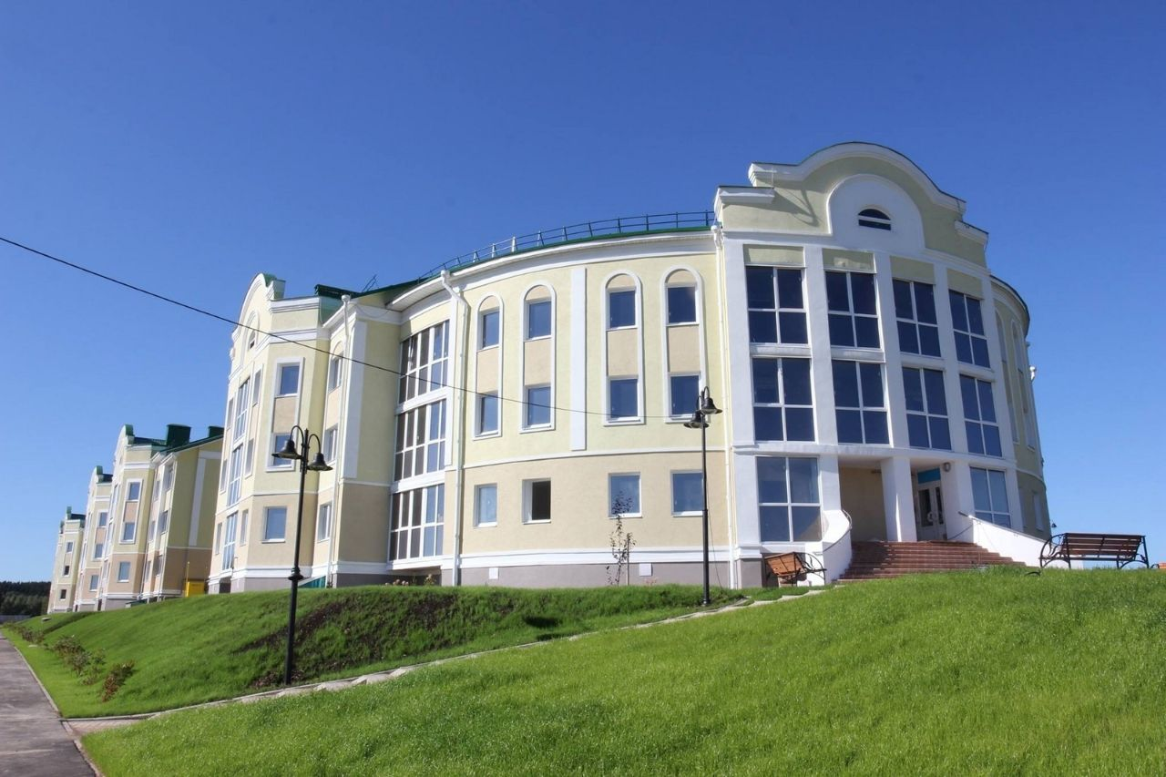 жилой комплекс Троицкая Слобода