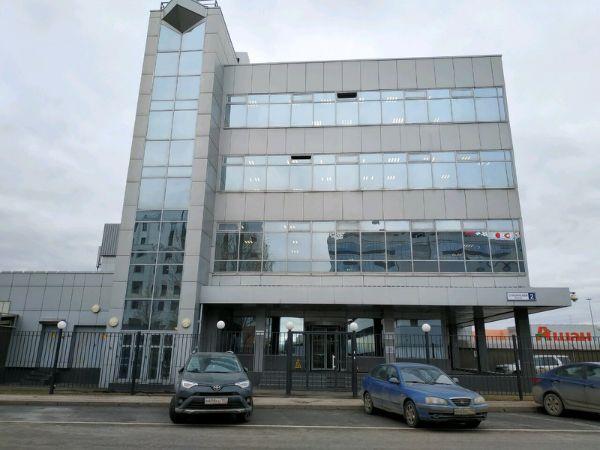 Офисное здание на бульваре Строителей, 2