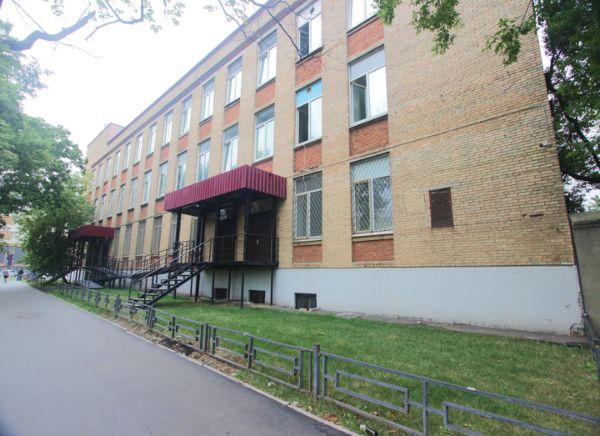 Административное здание в Огородном проезде, 12