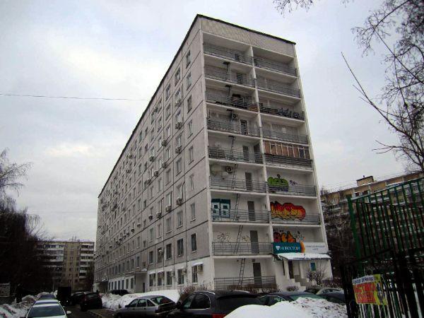 Административное здание на ул. Домодедовская, 24к3