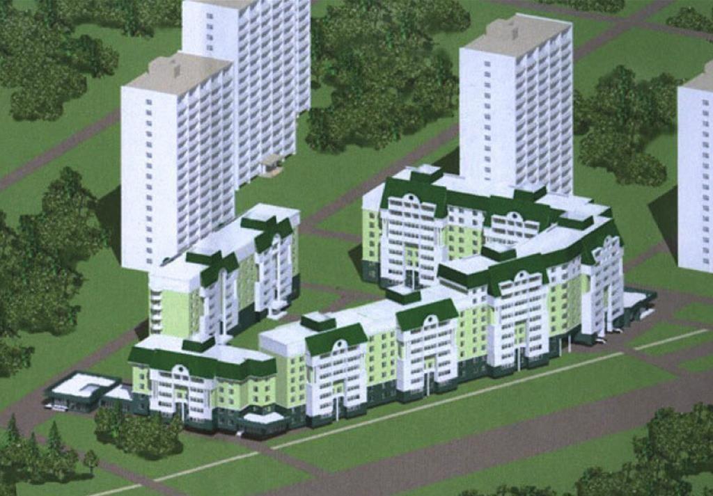 купить квартиру в ЖК Протвино