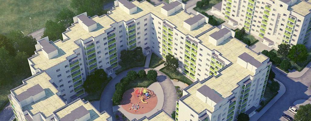 купить квартиру в ЖК Западный остров