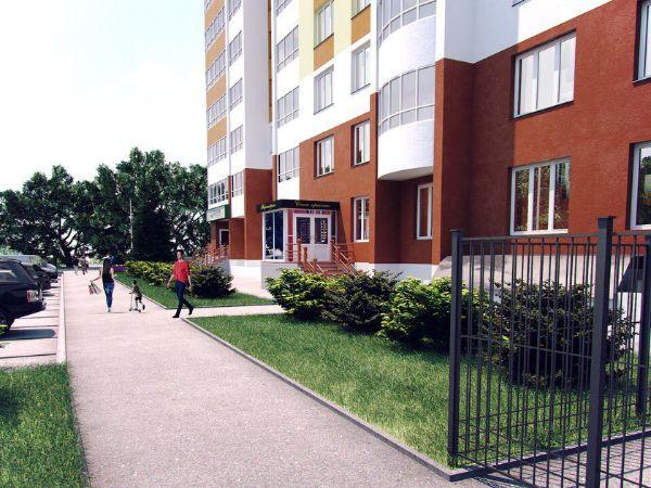 3-я Фотография ЖК «Дом на ул. Александра Козицына»