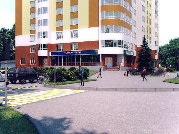 4-я Фотография ЖК «Дом на ул. Александра Козицына»
