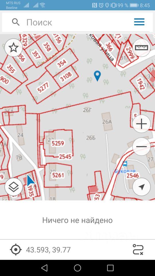 Купить участок 25сот. ул. Буковая, Краснодарский край, Сочи городской округ, Раздольное село - база ЦИАН, объявление 250373649