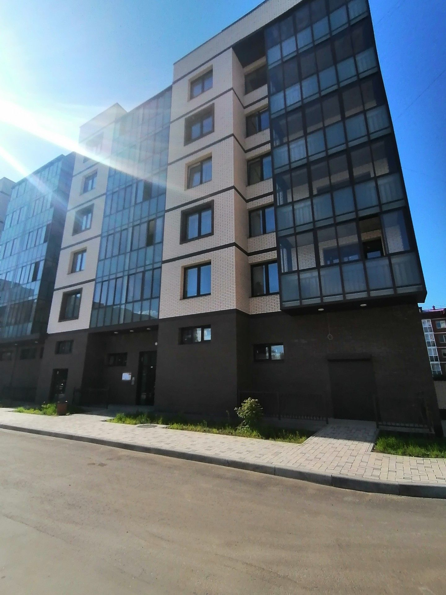 жилой комплекс V квартал