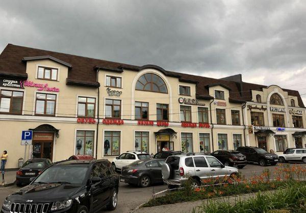 Торгово-офисный комплекс на ул. Рогожская, 66