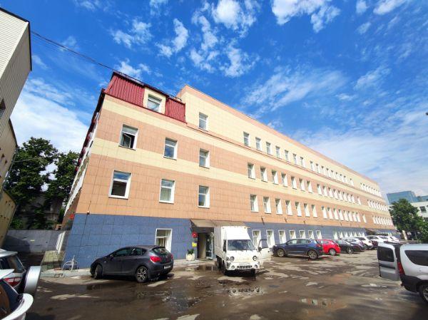 Бизнес-центр Павелецкий