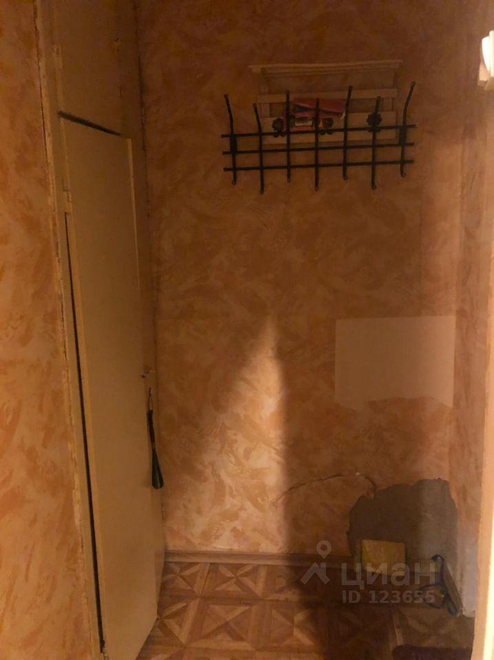 Сдам однокомнатную квартиру 22м² Погонный проезд, 23К2, Москва, ВАО, р-н Богородское м. Белокаменная - база ЦИАН, объявление 249820751