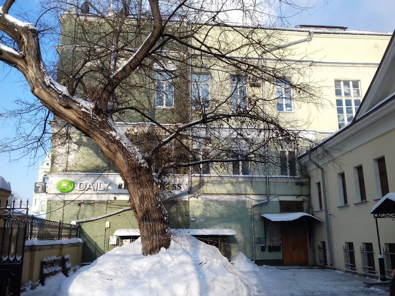 аренда помещений в БЦ на ул. Пятницкая, 13