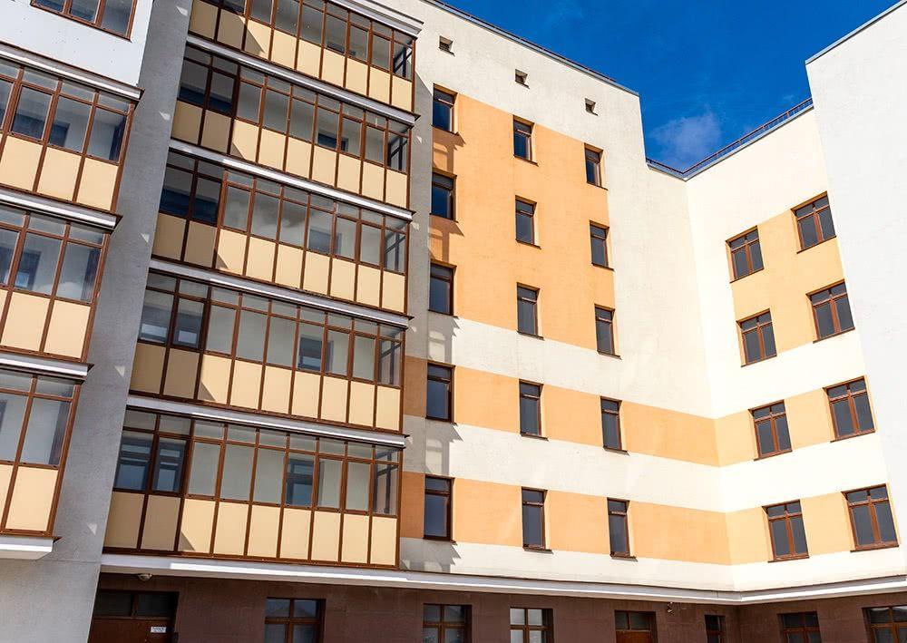 жилой комплекс Мой адрес в Рассказовке