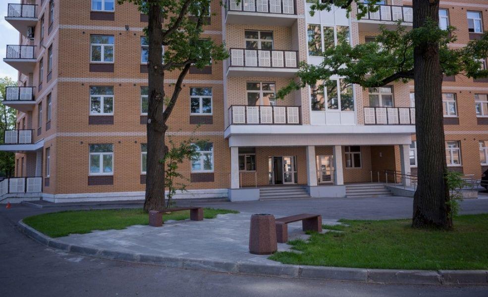 продажа помещений в БЦ Лихачевский