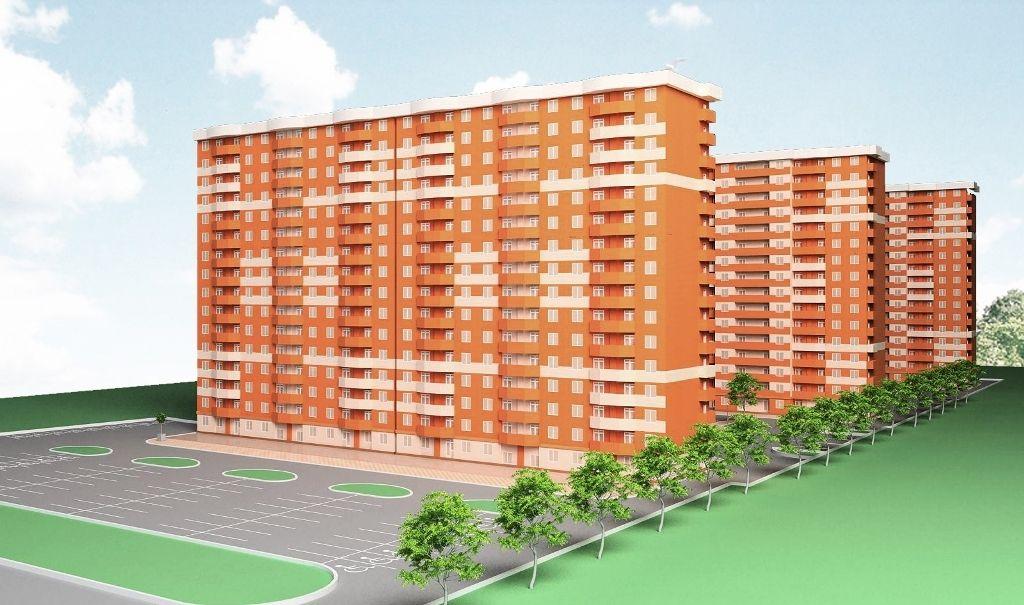 жилой комплекс Абрикос