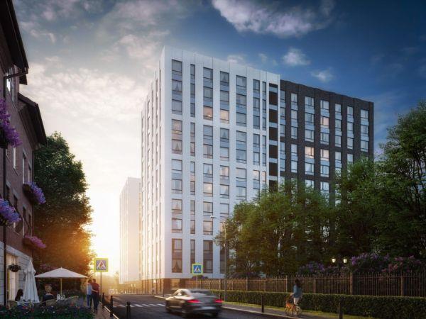 2-я Фотография ЖК «Апартаментный комплекс Level Донской (Левел Донской)»