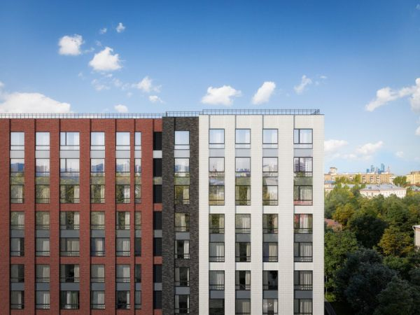 купить квартиру в ЖК Апартаментный комплекс Level Донской (Левел Донской)