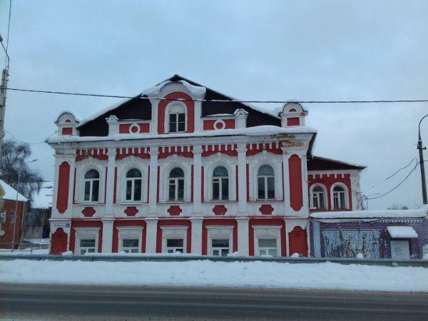 Особняк на ул. Вифанская, 29