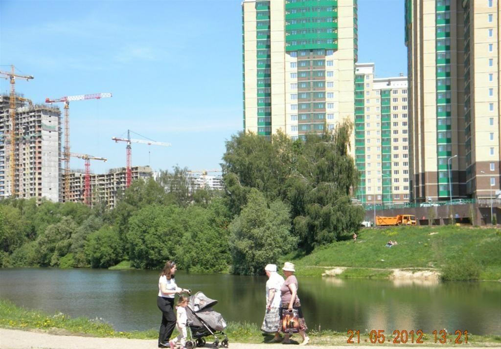 жилой комплекс Загорье
