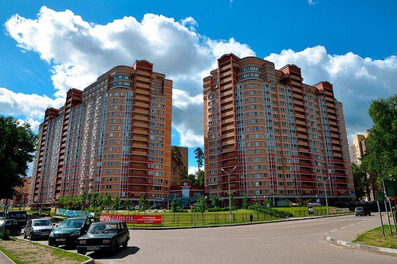 жилой комплекс Красногорская Ривьера
