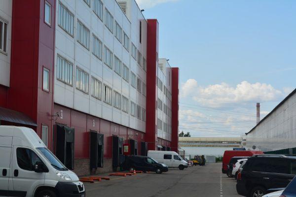 Офисно-складской комплекс Восточные ворота