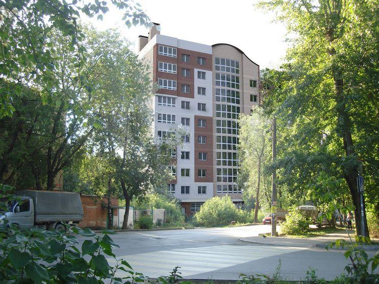 купить квартиру в ЖК Жилой дом Пестеля 19