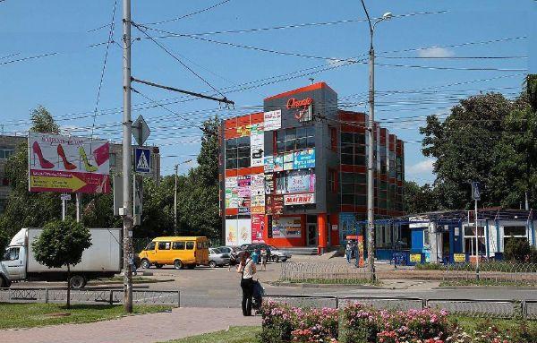 Торгово-офисный комплекс Orange Mall (Оранж Молл)