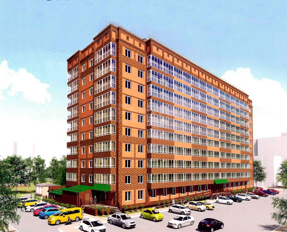 купить квартиру в ЖК ул. Киевская 92