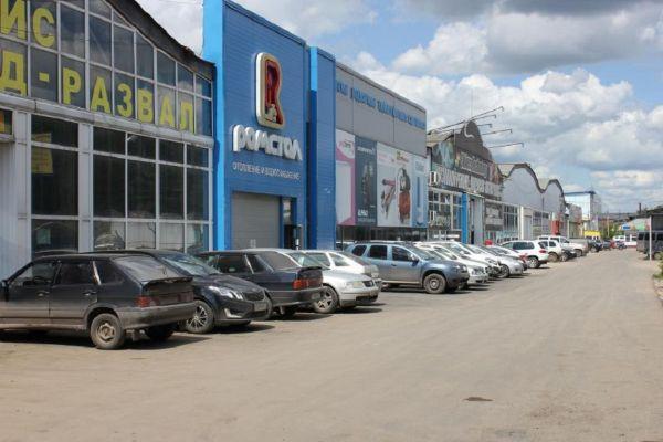 Офисно-складской комплекс Центральный-Тула