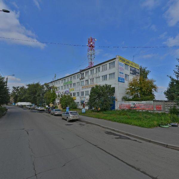 Офисное здание на ул. Джамбульская, 4