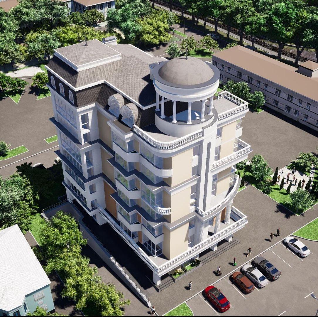 купить квартиру в ЖК Салгирское