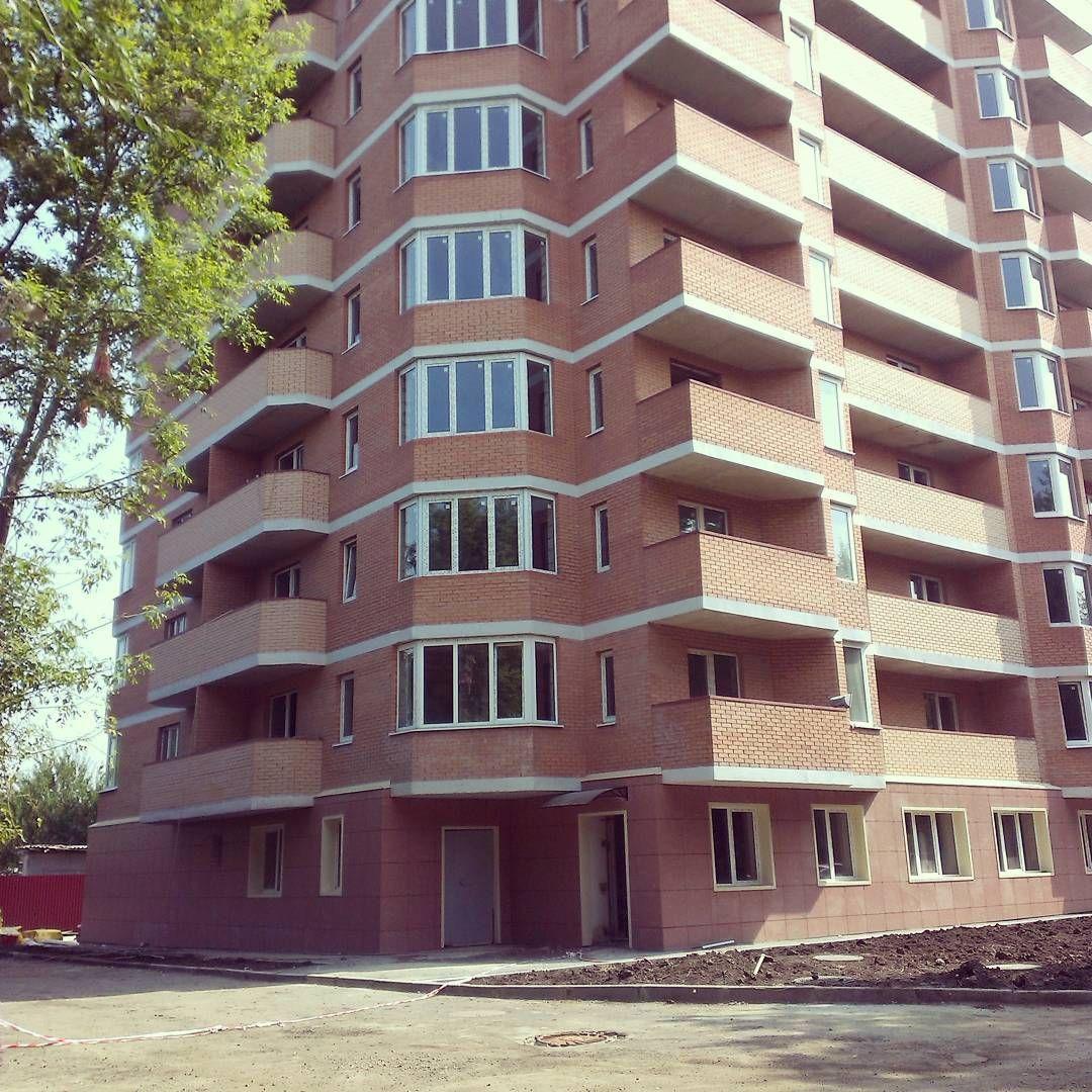 жилой комплекс на Вятской