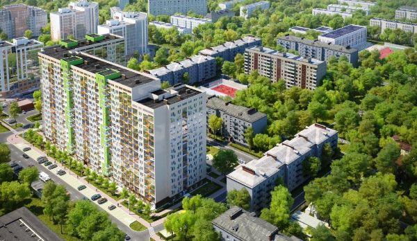 2-я Фотография ЖК «Ивантеевка 2020»
